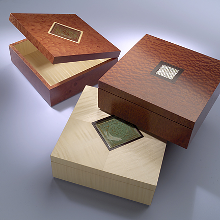 Things I Have Designed — Decorative Boxes